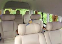 Cần bán lại xe Toyota Hiace Limosine đời 2013, màu nâu, xe nhập, giá tốt