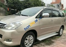 Cần bán lại xe Toyota Innova G sản xuất 2010, 182 triệu