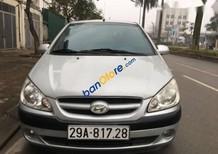 Cần bán gấp Hyundai Getz AT sản xuất 2007