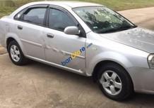 Bán ô tô Daewoo Lacetti EX 1.6 MT đời 2005, màu bạc xe gia đình, 146tr