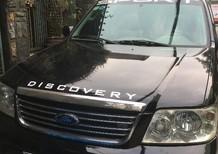 Cần bán gấp Ford Escape đời 2005, màu đen, nhập khẩu nguyên chiếc, số tự động