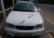 Bán ô tô Toyota Corolla 1.3 2001, màu trắng