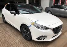 Bán Mazda 3 1.5AT đời 2016, màu trắng như mới