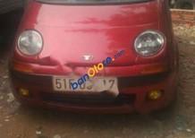 Cần bán Daewoo Matiz 0.8 MT đời 2000, màu đỏ, nhập khẩu Hàn Quốc, 79tr