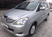 Bán Toyota Innova 2.0G đời 2009, màu bạc, giá tốt