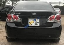 Cần bán lại xe Daewoo Lacetti SE MT đời 2009, màu đen