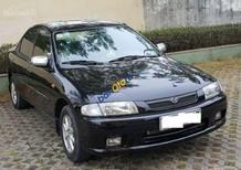 Bán Mazda 323 năm 2000, màu đen