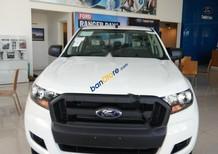 Bán xe Ford Ranger XL 2.2L 4x4 MT đời 2017, màu trắng, xe nhập