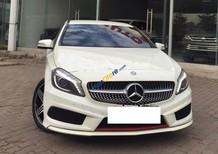 Cần bán xe Mercedes A250 Sport AMG đời 2014, màu trắng, nhập khẩu chính chủ