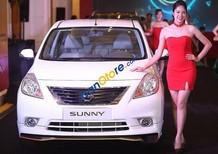 Bán Nissan Sunny đời 2017, màu trắng