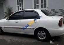 Cần bán gấp Daewoo Lanos MT đời 2003, màu trắng, 110tr