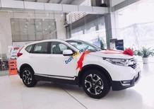 Cần bán Honda CR V L đời 2018, màu trắng, xe nhập