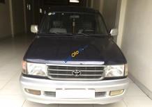 Cần bán Toyota Zace GL năm 2001, màu xanh tím, xe tuyển chạy cực chất