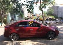 Cần bán Kia Forte, đời 2011, màu đỏ số tự động giá cạnh tranh