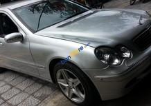 Bán xe 4 chỗ Mercedes C180 Elegance tiết kiệm xăng, đời 2004, số tự động, 215 triệu