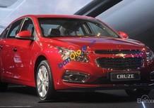 Chevrolet Cruze 2017 mới 100% giá thanh lý, vay từ 80%