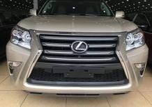 Bán Lexus GX460 Luxury màu vàng cát sản xuất T11.2014 đăng ký 2015