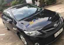 Cần bán lại xe Toyota Corolla altis đời 2011, màu đen, 568 triệu
