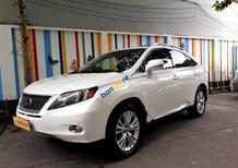 Cần bán gấp Lexus RX 450h đời 2009, màu trắng, nhập khẩu