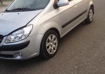 Cần bán Hyundai Getz bản đủ 2010, màu bạc, xe nhập
