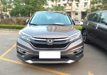 Honda CR V 2.4 AT - TG màu nâu - Titan, Sản xuất và đăng ký tháng 10/2017