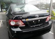 Cần bán lại xe Toyota Corolla altis 2.0 2012, màu đen