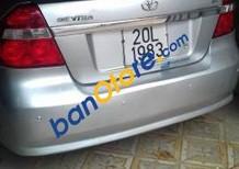 Cần bán Daewoo Gentra đời 2008, màu bạc