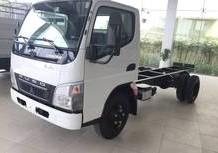 Bán xe tải Fuso Canter4.7 tải trọng 1t9 thùng dài 4m3