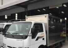 Bán xe tải 2,3 tấn KIA K165 thùng Inox, sàn phẳng. giá tốt, giao ngay