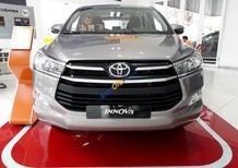 Bán Toyota Innova 2.0G năm 2018, khuyến mãi Full phụ kiện, tặng bảo hiểm thân vỏ