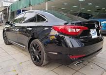 Cần bán lại xe Hyundai Sonata đời 2015, màu đen, nhập khẩu