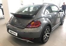 Bán xe Volkswagen Beetle Dune 2.0 TSI đời 2017, màu xám, xe nhập