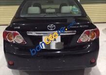 Bán Toyota Corolla altis đời 2008, màu đen, giá chỉ 410 triệu