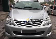 Bán Toyota Innova MT sản xuất 2009, màu bạc, giá cạnh tranh
