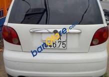 Bán ô tô Daewoo Matiz SE MT đời 2007, màu trắng, giá tốt