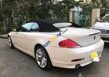 Bán BMW 6 Series đời 2007 số tự động, giá 970tr