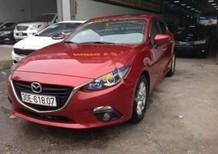 Bán Mazda 3 1.5AT đời 2017, màu đỏ