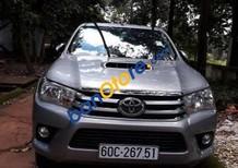Cần bán xe Toyota Hilux MT đời 2016, giá chỉ 700 triệu