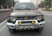 Bán xe Mitsubishi Pajero 3.5V6 năm 2005, màu xanh lục chính chủ