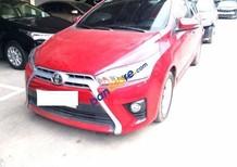 Cần bán lại xe Toyota Yaris G đời 2016, màu đỏ số tự động
