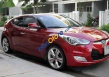Bán xe Hyundai Veloster AT sản xuất 2012, màu đỏ, nhập khẩu nguyên chiếc, 500tr