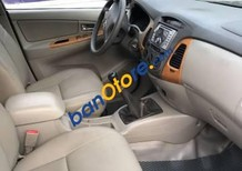 Cần bán gấp Toyota Innova G đời 2011, màu bạc
