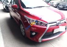 Bán xe Toyota Yaris G, màu đỏ 2016