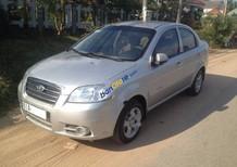 Bán Daewoo Gentra 2010, màu bạc xe gia đình, giá 225tr