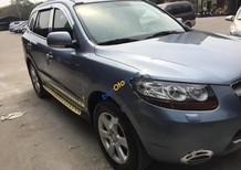 Cần bán Hyundai Santa Fe SLX đời 2008, màu xanh lam, nhập, giá tốt