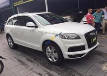 Bán Audi Q7 3.0AT đời 2015, màu trắng, nhập khẩu nguyên chiếc