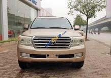 Bán Toyota Land Cruiser 5.7 USA năm 2009, màu vàng, nhập khẩu