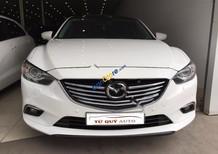 Bán Mazda 6 2.5AT sản xuất 2016, màu trắng