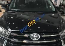 Bán ô tô Toyota Innova 2.0 AT sản xuất 2018, màu đen, 845 triệu
