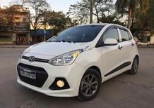 Cần bán Hyundai Grand i10 đời 2014, màu trắng, nhập khẩu